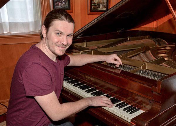 Retour au bercail pour le pianiste Roman Zavada
