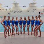 Rosalie Boissonneault veut nager vers l'excellence
