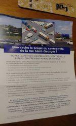La Voix des citoyens se dit indépendante du Metro Riendeau
