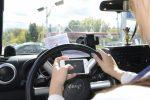 Opération nationale concertée contre le cellulaire au volant