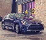 Toyota Corolla hybride : verte discrétion
