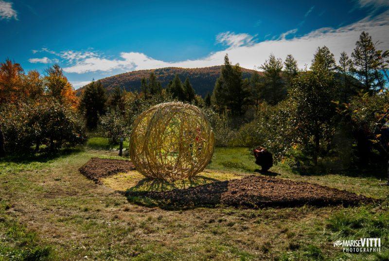 Poussière de pomme, de Myriam Roux, présentée lors de la 12e édition. Photo Marise Vitti