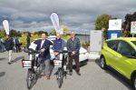De nouveaux transports électriques à Saint-Charles-sur-Richelieu