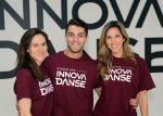 Trois profs d'Innova Danse à Révolution
