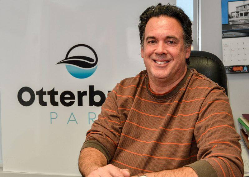 Le maire d'Otterburn Park, Denis Parent.  Photo François Larivière | L'Œil Régional ©