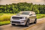 Dodge Durango SRT : finir l'année sur les chapeaux de roue
