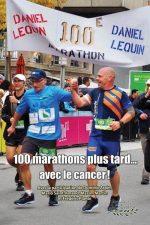 Un marathonien « centenaire » à Belœil