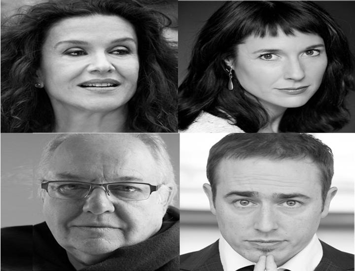 Sophie Faucher, Julie Daoust, Vincent Bilodeau et Renaud Paradis Photo gracieuseté