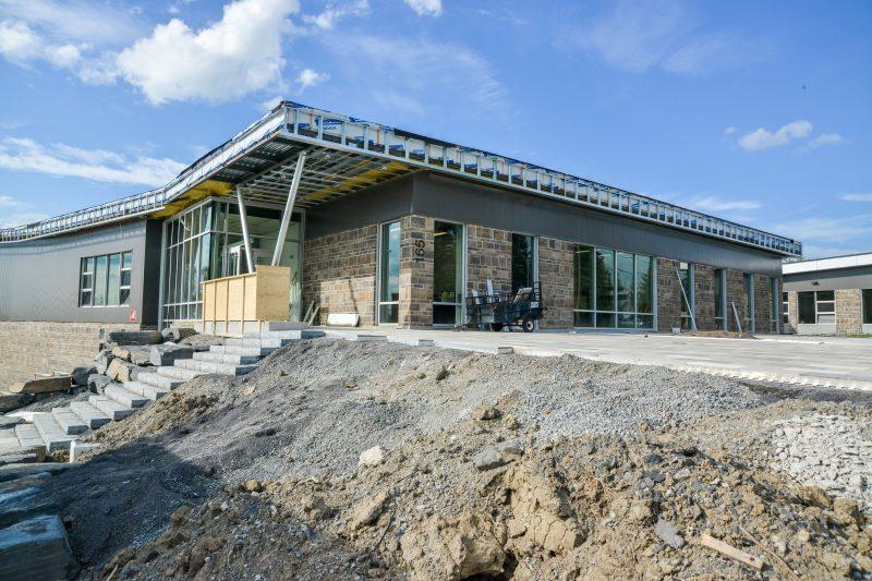 Le nom de la nouvelle école de Mont-Saint-Hilaire devrait être connu en avril. Photothèque | L'Œil Régional ©