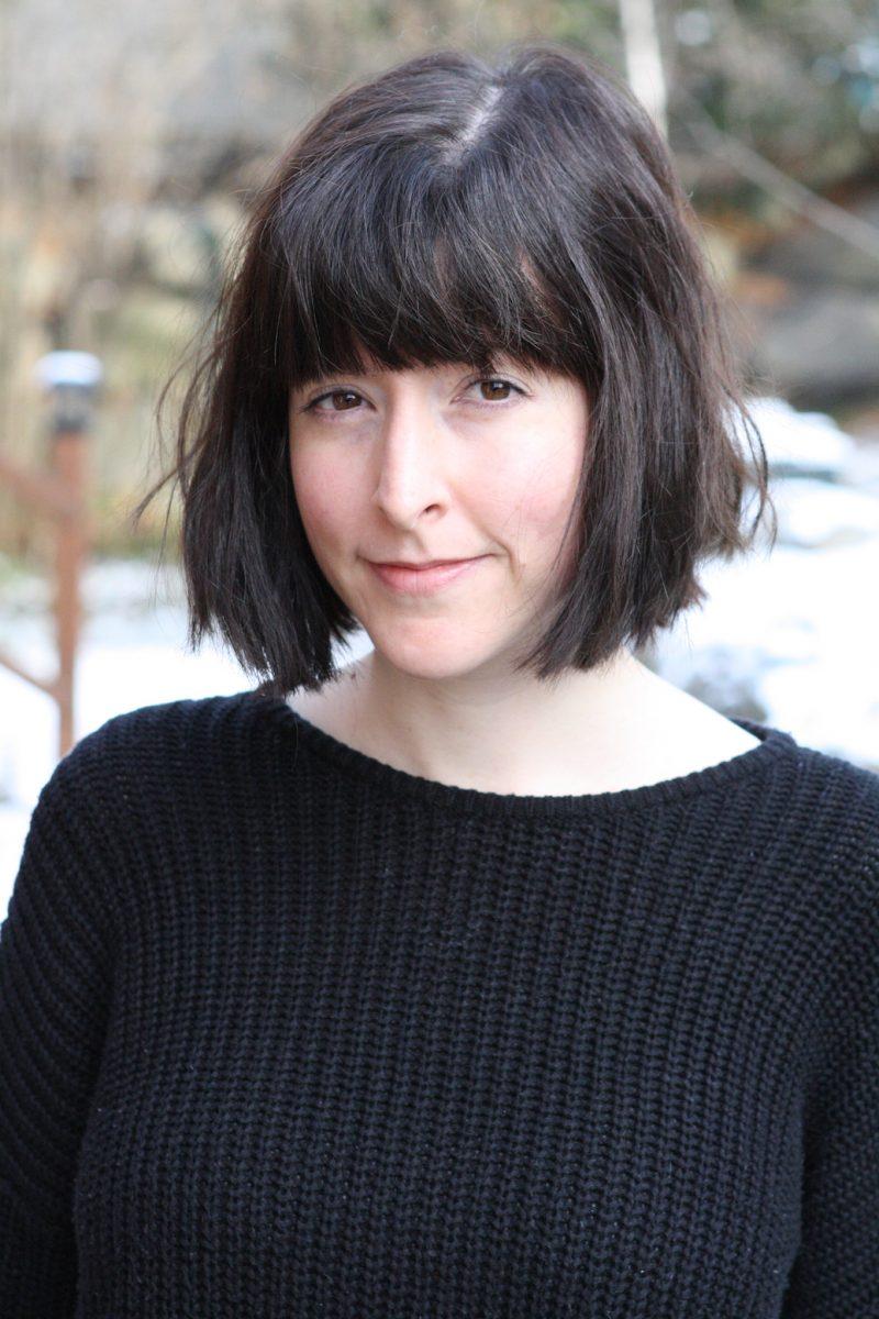 Après deux livres publiés aux éditions du Noroît, l'Hilairemontaise Sarah Brunet Dragon a publié un premier roman, Faule, chez Leméac. Photo Julien Lavoie
