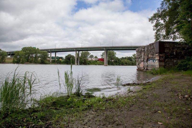 La position stratégique de la rivière Richelieu en a fait le second cours d'eau en importance de l'histoire du Québec. Photo Pascal Cournoyer | Les 2 Rives ©