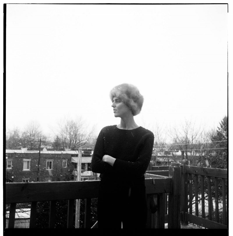 Andréane Frenette-Vallières, originaire de Mont-Saint-Hilaire, a été la lauréate du prix Félix-Leclerc de poésie 2019 pour son précédent recueil, Juillet, le Nord. Photo Eve Lafontaine
