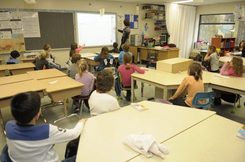 Les écoles seront fermées jusqu'en automne. Photothèque I L'œil Régional ©