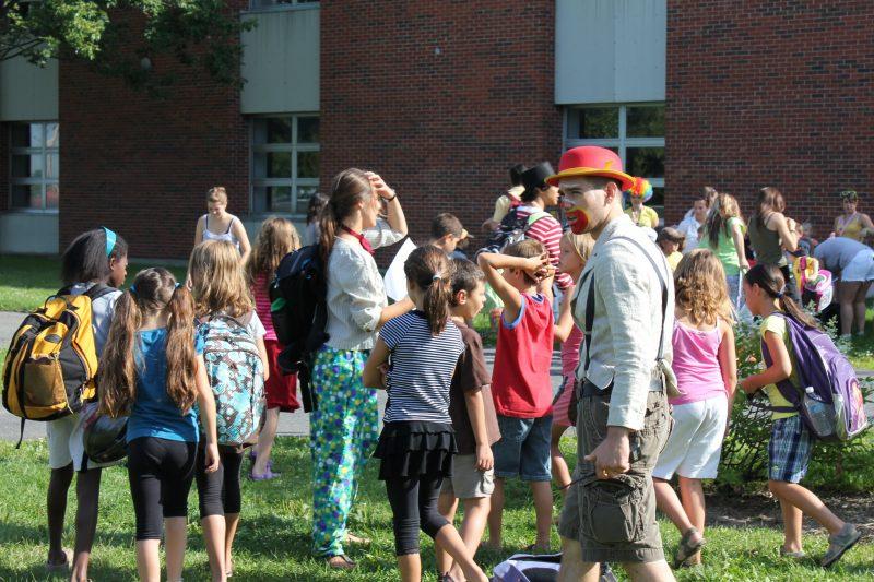 Les camps de jour pourront accueillir les jeunes cet été, mais en formule modifiée. Photothèque | L'Œil Régional ©