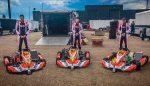 Bon départ pour l'équipe de SH Karting