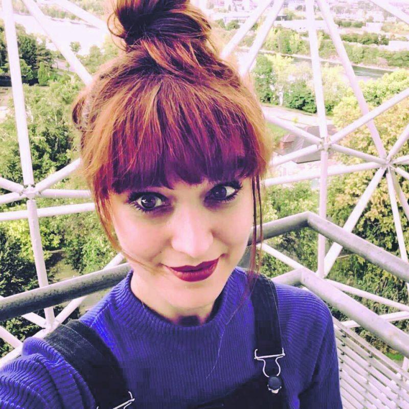 Claudèle Richard, étudiante à la maîtrise en histoire à l'Université du Québec à Montréal Photo gracieuseté
