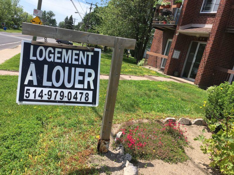 Le prix des résidences augmente et les logements sociaux sont manquants alors que plus de 4000 résidents vivent sous le seuil de faible revenu. Photothèque | L'Oeil Régional ©