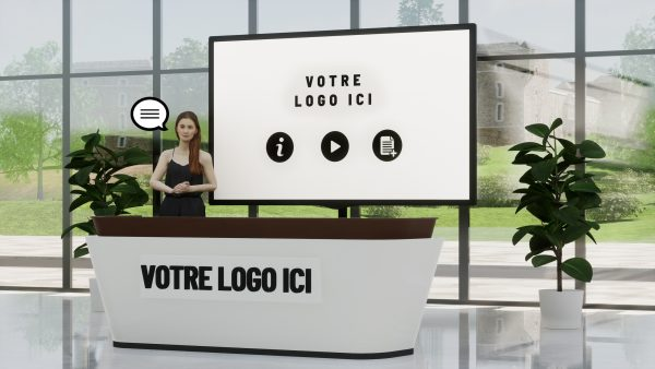 Un premier salon de l'emploi en mode virtuel