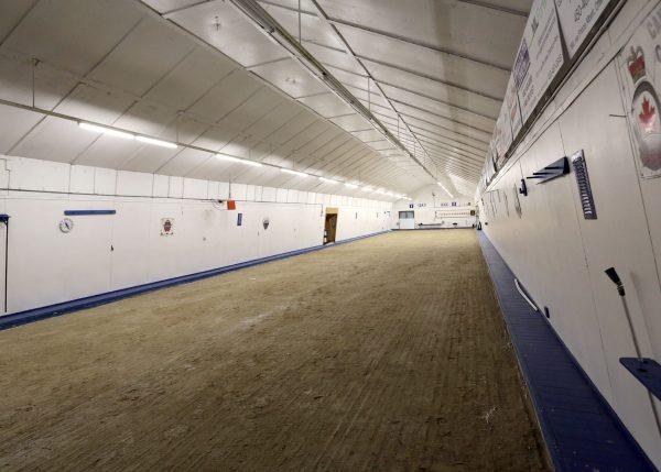 Le curling pourra reprendre à Otterburn Park