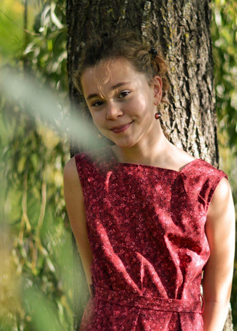 Le Grand prix RéCIcréation a été remis à Laurence Garon, 11 ans d'Otterburn Park, pour son texte La pierre du temps. Photo gracieuseté
