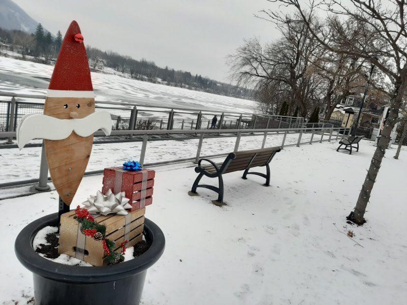 La Ville compte animer le Vieux-Belœil pendant la saison hivernale.