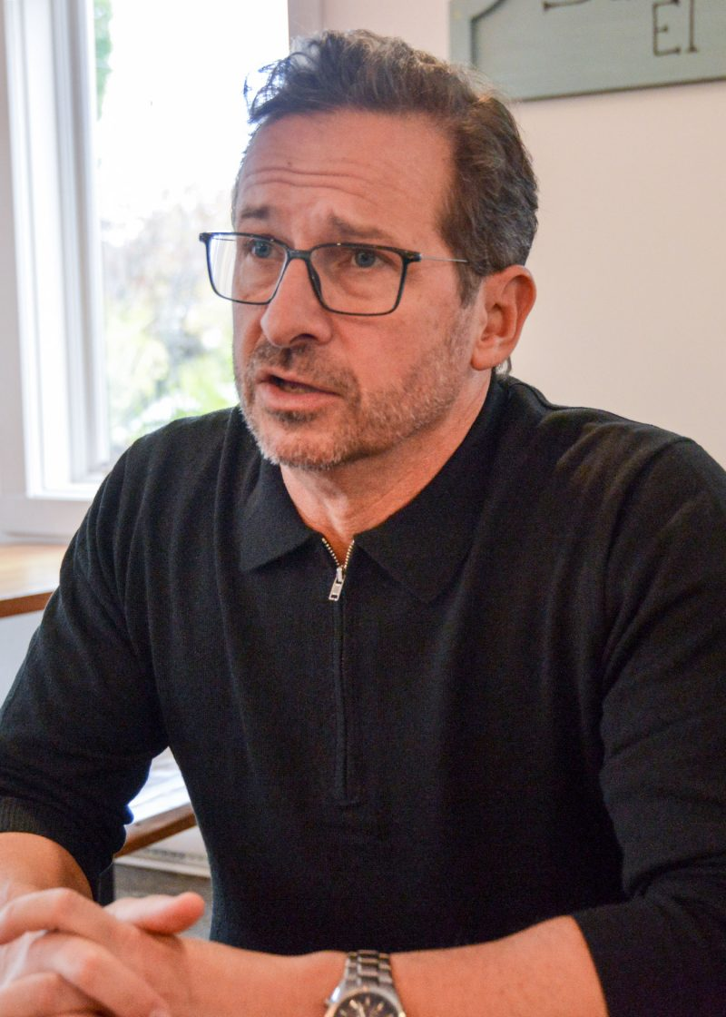 Le député de Belœil-Chambly, Yves-François Blanchet.