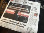 Un journal d'extrême droite distribué dans la région