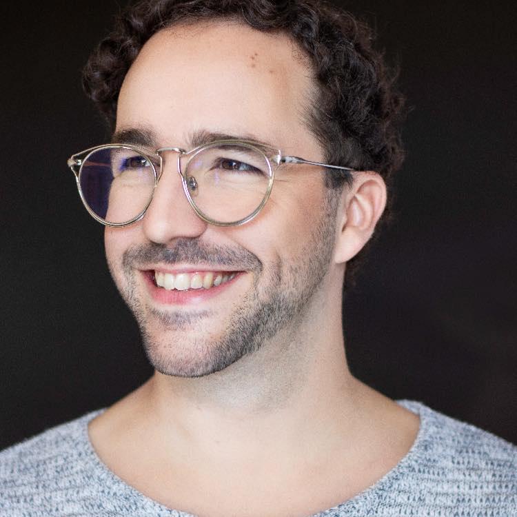 Après une transition d'un an et demi, Jean- François Guilbault reprend officiellement la direction artistique de L'Arrière Scène. Photo Guillaume Boucher