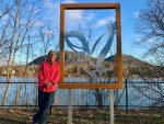 Un parcours de 15 sculptures-fenêtres le long du Richelieu