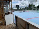 Discussions tendues pour étendre les plages horaires du dek hockey