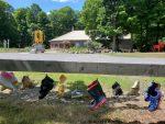 Une œuvre collective pour honorer la mémoire des enfants autochtones