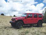 Jeep Wrangler 4xe : l'aventurier branchable