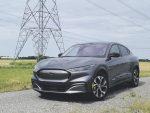Ford Mach E RWD : à la hauteur de ses ambitions