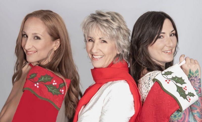 Le spectacle Noël chez les Deschamps revient au Centre culturel de Belœil le vendredi 10 décembre. Photo gracieuseté
