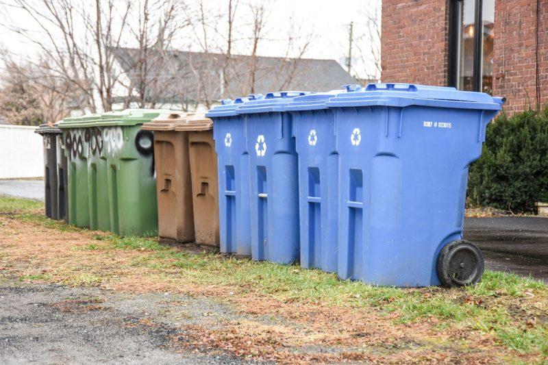 Le nouvel horaire de la MRC de La Vallée-du-Richelieu ne prévoit que 17 collectes des déchets par année dans les municipalités qui lui ont délégué cette responsabilité. Les matières organiques sont ramassées 43 fois cette année et le recyclage 26 fois. Photothèque   L'Œil Régional ©