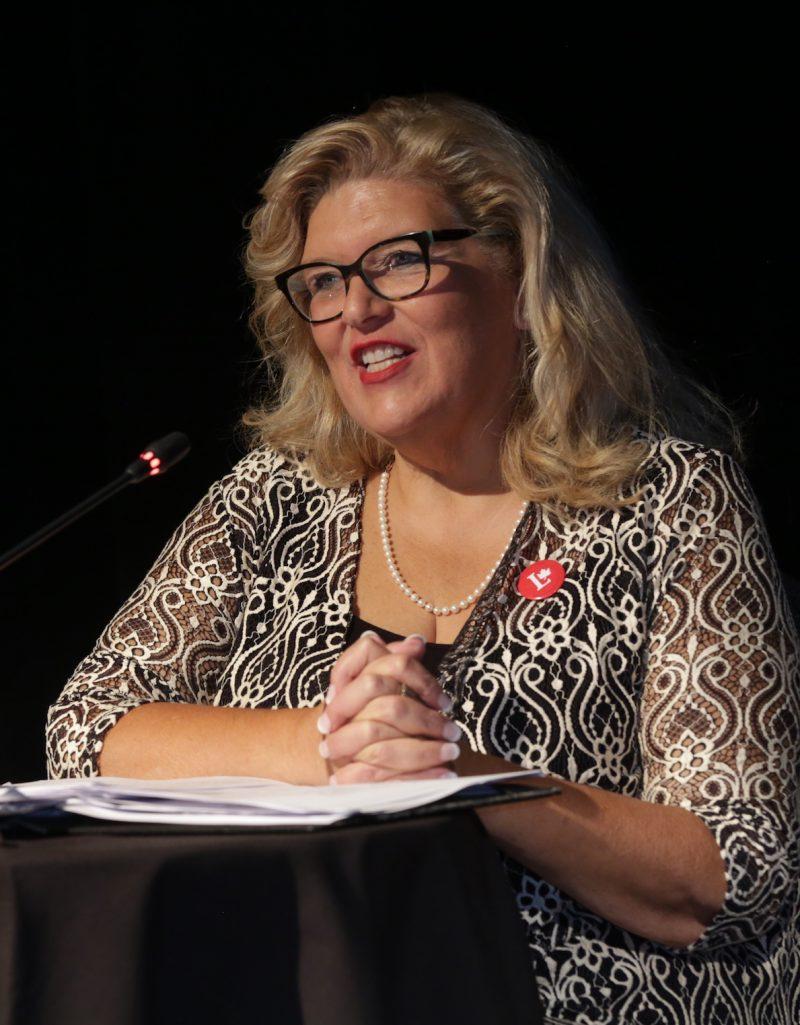 Marie-Chantal Hamel (Parti Libéral du Canada)