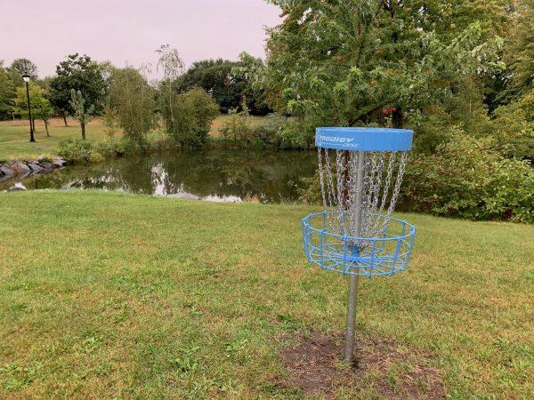 Mont-Saint-Hilaire retire déjà le parcours de disque golf