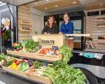 Un marché sur roues pour combattre l'insécurité alimentaire